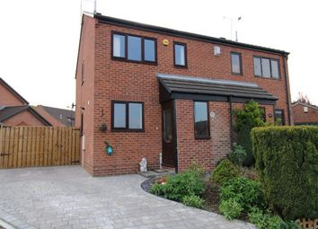 Thumbnail 3 bedroom semi-detached house for sale in Berry Holme Close, Chapeltown, Sheffield, South Yorkshire