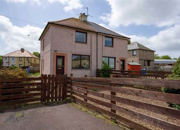 Thumbnail 2 bed semi-detached house for sale in Magdalene Drive, Berwick-Upon-Tweed, Northumberland
