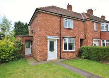 Thumbnail 2 bed end terrace house for sale in Westfield Place, York