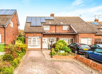 Thumbnail 3 bedroom semi-detached house for sale in Brasenose Road, Didcot