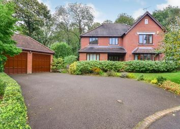 Thumbnail 5 bed detached house for sale in The Spinney, Harlow Wood, Mansfield, Nottinghamshire
