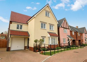 Thumbnail 5 bed detached house for sale in Granta Mead Close, Newport, Saffron Walden