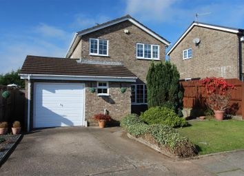 Thumbnail 3 bed detached house for sale in Cae'r Fferm, Glenfields, Caerphilly