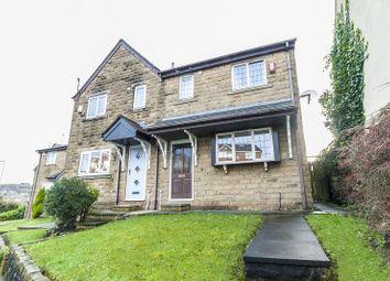 Thumbnail 3 bed terraced house for sale in Greenacres Road, Greenacres, Oldham
