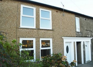 Thumbnail 3 bed terraced house for sale in High Road, Kells, Whitehaven, Cumbria