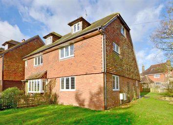 Thumbnail 3 bed semi-detached house for sale in Albion Road, Marden, Tonbridge, Kent
