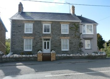 Thumbnail 3 bed detached house for sale in Dolwerdd, Felindre, Llandysul, Carmarthenshire