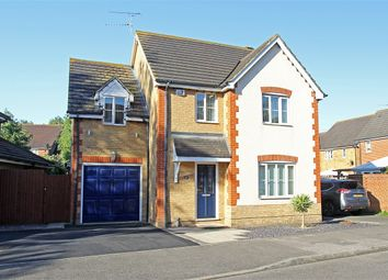 Thumbnail 4 bed detached house for sale in Recreation Way, Kemsley, Sittingbourne, Kent