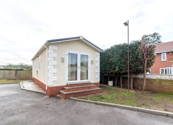 Thumbnail 2 bed mobile/park home for sale in Mobile Home Park, Lambeth Road, Balby, Doncaster