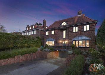 Thumbnail 5 bed detached house for sale in Tongdean Avenue, Hove