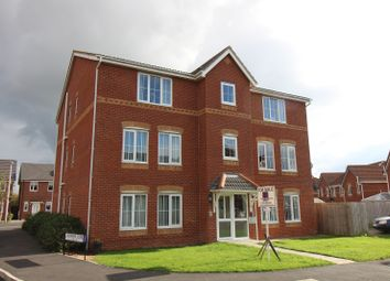Thumbnail 2 bed flat to rent in Tennyson Drive, Bispham