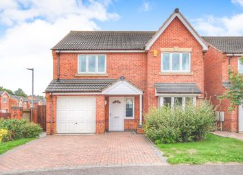 Thumbnail 5 bedroom detached house for sale in Priory Way, Butterley, Ripley