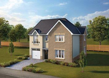 Thumbnail 4 bed detached house for sale in Longmeadow, Ormiston, East Lothian