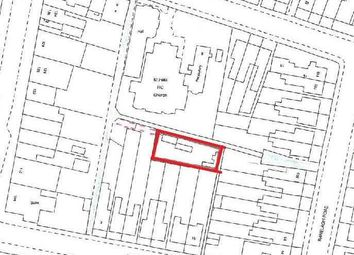 Thumbnail Land for sale in York Road, Felixstowe