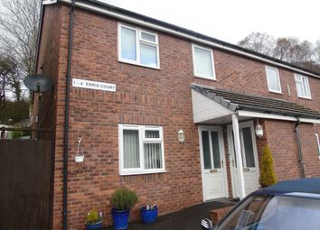 Thumbnail 1 bedroom flat for sale in Erris Court, Berw Road, Pontypridd