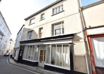 Thumbnail 2 bed terraced house for sale in Fore Street, Teignmouth, Devon