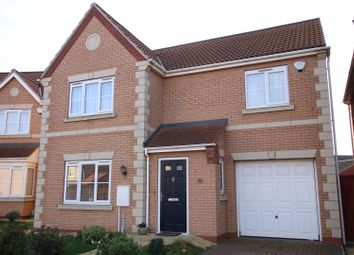 Thumbnail 4 bed detached house for sale in Harland Road, Lincoln
