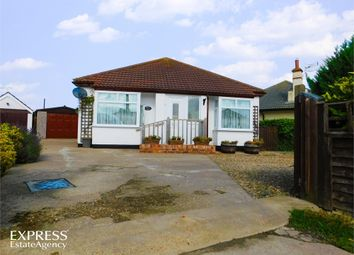 Thumbnail 3 bed detached bungalow for sale in Nutana Avenue, Hornsea, East Riding Of Yorkshire