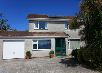 Thumbnail 4 bed detached house for sale in Dennison Avenue, St Austell, Cornwall