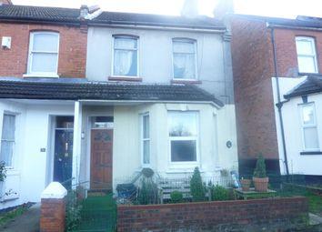 Thumbnail 1 bedroom maisonette to rent in St Georges Road, Aldershot