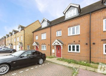 Thumbnail 4 bed terraced house for sale in Quarry Close, Gravesend, Kent
