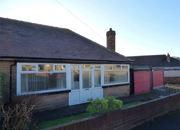 Thumbnail 2 bed semi-detached bungalow for sale in Hepworth Drive, Mirfield, West Yorkshire