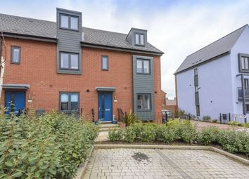 Thumbnail 3 bedroom end terrace house for sale in Turold Mews, Lawley Village, Telford, Shropshire