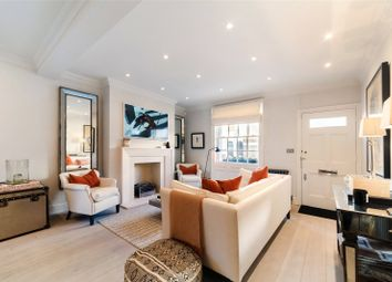 Thumbnail 2 bed terraced house to rent in Bourne Street, Belgravia, London