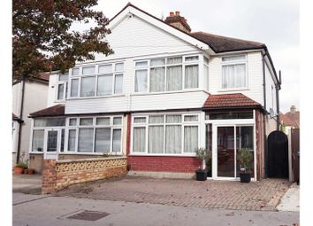 Thumbnail 3 bed end terrace house for sale in Northway Road, Croydon