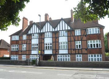 Thumbnail 3 bed flat for sale in Ashley Road, Epsom