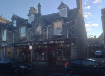 Thumbnail 3 bedroom flat to rent in West High Street, Inverurie