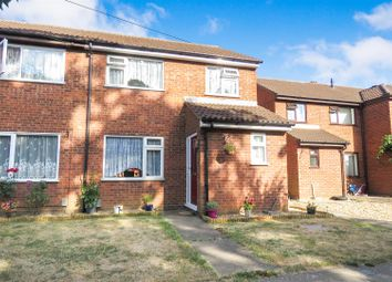 Thumbnail 3 bed end terrace house for sale in Rose Lane, Biggleswade