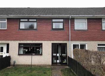 Thumbnail 3 bed terraced house for sale in Llwyn Castan, Cardiff