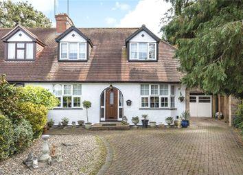 Thumbnail 3 bed semi-detached house for sale in Chiltern Close, Bushey Road, Ickenham, Uxbridge