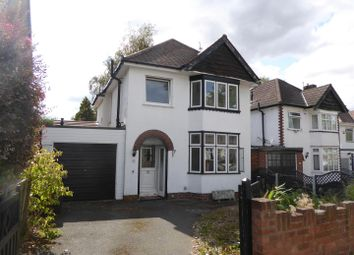Thumbnail 3 bed detached house for sale in Canterbury Road, Penn, Wolverhampton
