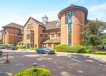 Thumbnail 2 bed flat for sale in Silas Court, Lockhart Road, Watford, Hertfordshire