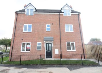 Thumbnail 4 bed terraced house for sale in Bishop Alcock Road, Hull