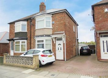 Thumbnail 2 bed semi-detached house for sale in Park Lane, Darlington, Durham