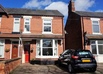 Thumbnail 3 bed semi-detached house for sale in Crewe Green Avenue, Haslington