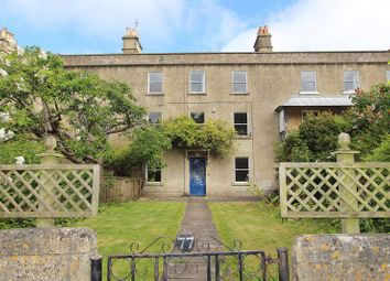 Thumbnail 4 bed terraced house for sale in Church Road, Combe Down, Bath