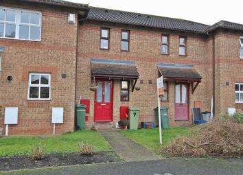 Thumbnail 1 bed terraced house to rent in Wynyard Court, Oldbrook, Milton Keynes, Bucks