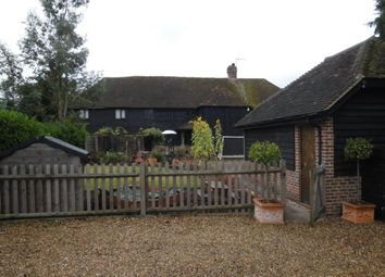 Thumbnail 4 bed barn conversion to rent in Amberley Lane, Godalming