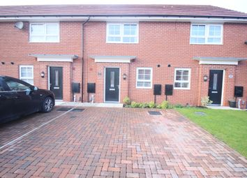 Thumbnail 3 bed terraced house for sale in Mustang Close, Warton, Preston