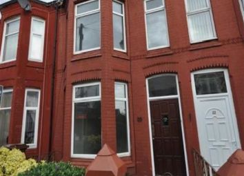 Thumbnail 3 bedroom terraced house to rent in Wright Street, Wallasey, Merseyside