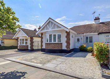 Thumbnail 3 bed semi-detached bungalow for sale in Flemming Avenue, Leigh-On-Sea, Essex