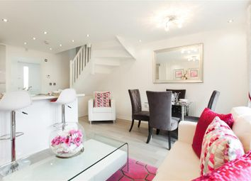 Thumbnail 2 bed town house for sale in Plot 165, Mitchell Gardens, Kidsgrove