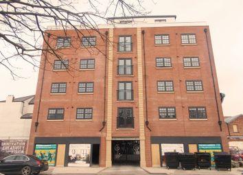 Thumbnail 1 bedroom flat to rent in Wellington Street, Hull
