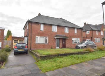 Thumbnail 3 bed semi-detached house for sale in Green Meadow Road, Bournville Village Trust, Selly Oak, Birmingham