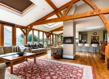 Thumbnail 5 bed detached house for sale in The Grange, Galley Batch Lane, Little London, Oakhill, Somerset