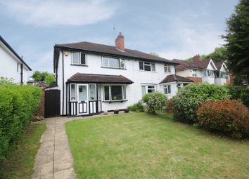 Thumbnail 3 bed semi-detached house for sale in Chipstead Lane, Tadworth, Surrey